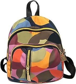comprar comparacion Luckycat Bolso gimnasio mochila con gran capacidad para deportes viajes escolares para hombres Mujer Mochila Monedero Impe...