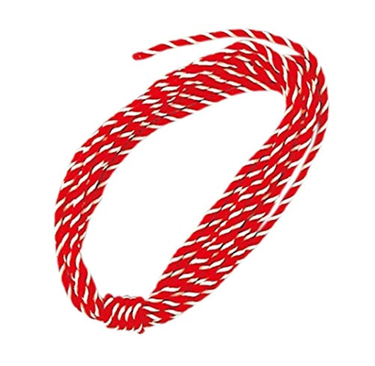 尊厳裂け目駅アズワン 取り付け用パーツ 紅白幕用ロープ10.5m/61-7257-44