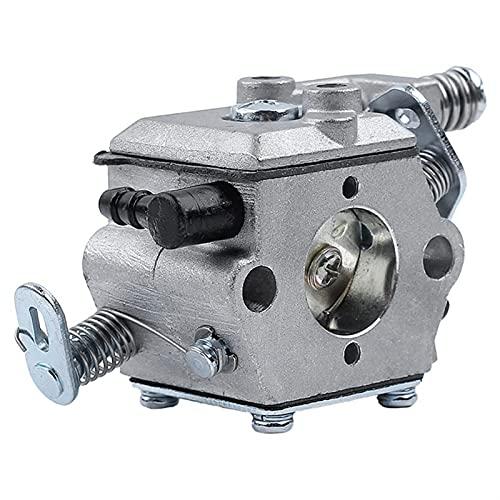 Carb Carburador Carburador Carb con Juntas Bomba de Aceite Línea de Filtro de Aceite Combustible para S&TIHL 017018 MS170 MS180 Repuestos de Motosierra Motor