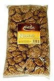 Nüsse Schokoladendeckel, mit Milchbeutel, 1 kg, Nüsse mit Schokolade