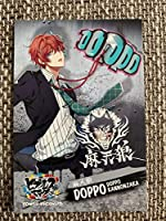 ヒプノシスマイク ヒプマイ × TOWER RECORDS タワレコ ポストカード 購入特典 麻天狼 観音坂 独歩 anime goods