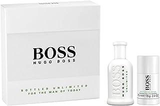 Boss Bottled Unlimited by Hugo Boss 2 Piece Set