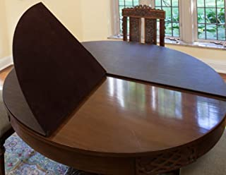 Dining Room Table Pad, Custom-Made Size and Shape (no Leaves)