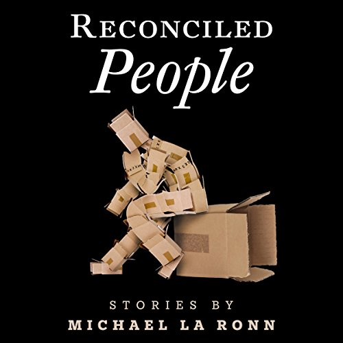 Reconciled People audiobook cover art