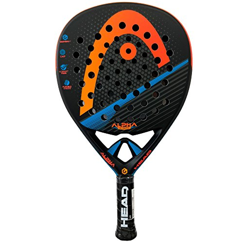 Head Graphene XT Alpha Ultimate Schaufel, Orange