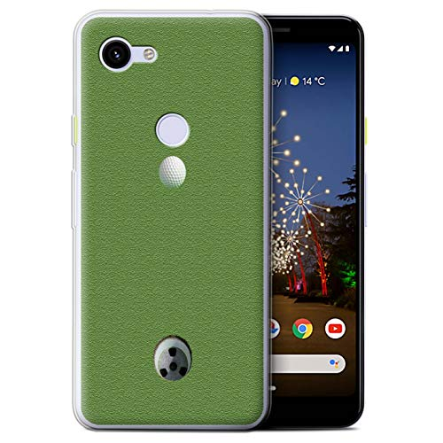 eSwish telefoonhoesje/Cover/Skin/GG-GC/Golf Sportfancollectie Google Pixel 3a Schoten