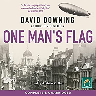 One Man's Flag cover art