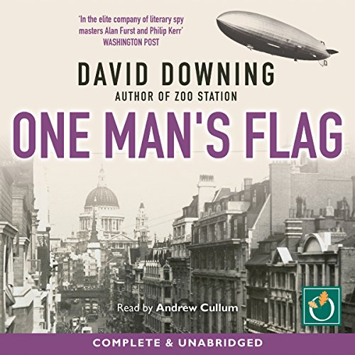 One Man's Flag  By  cover art