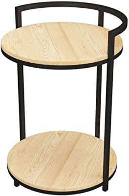 Coffee Table Side Table End Table Snack Table End Table Coffee/Tea/Snack Table with Magazine Rack for Couch Side Living Room Office Reception Room Balcony Coffee Table Side Table End Table
