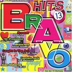 40 Hits (mr. president coco jambo / stefan raab hier kommt die maus / whigfield sexy eyes / squeezer blue jeans / captain jack drill instructor / mark morrison return of the mack / joan osborne one of us / hand in hand for children / david bowie pet shop boys hello spaceboy etc. and more)