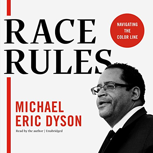 Race Rules audiobook cover art