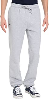 Lacoste - Pantalones chándal XH7611, Gris S