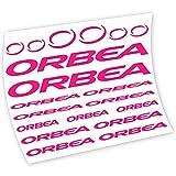 Orbea Pegatinas en Vinilo Adhesivo Cuadro (FU - Fuchsia)