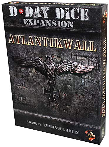 Word Forge Games D-Day Dice - Atlantikwall Exp.