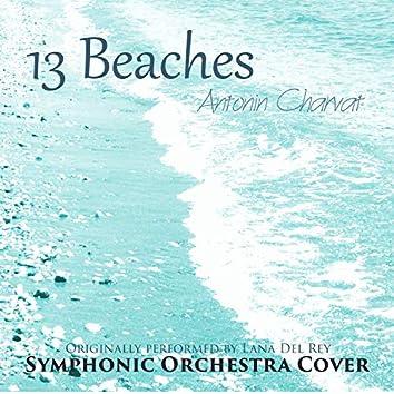 13 Beaches