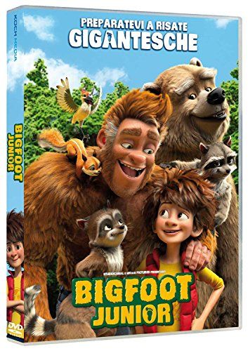 Bigfoot Jr. (DVD + Activity Book)