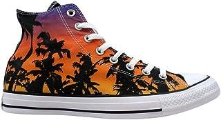 حذاء رياضي للجنسين من Converse CTAS Hi Top Fashion 'Palm Trees'