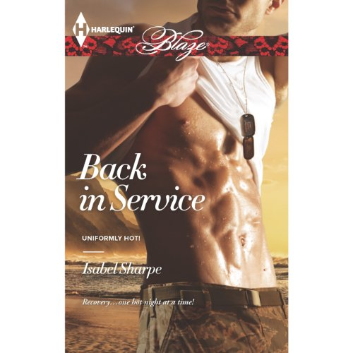 Back in Service audiobook cover art