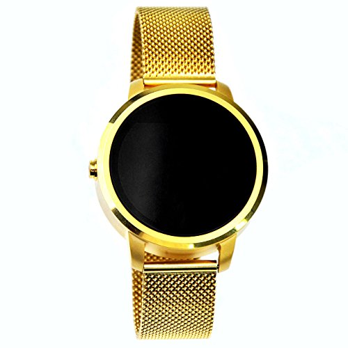 Smart Watch anti-perso Bluetooth, telecamera remota / monitor sleep / schermo touch screen HD / cronometro pedometro reminder sedentario