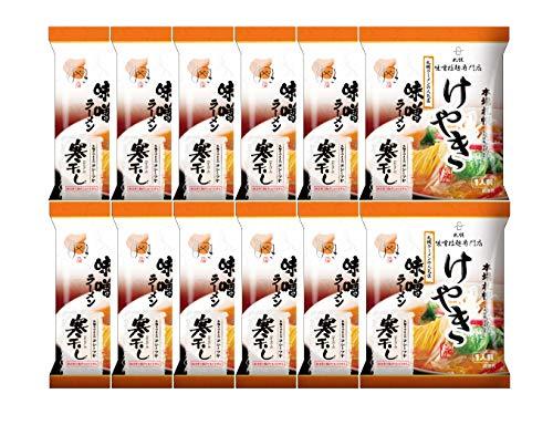 札幌にとりのけやき味噌ラーメン 12食入