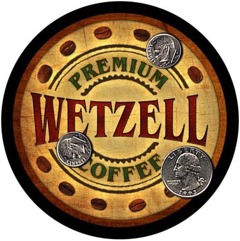 Wetzell supreme Coffee Custom Neoprene Max 65% OFF Rubber 4 pcs Drink - Coasters