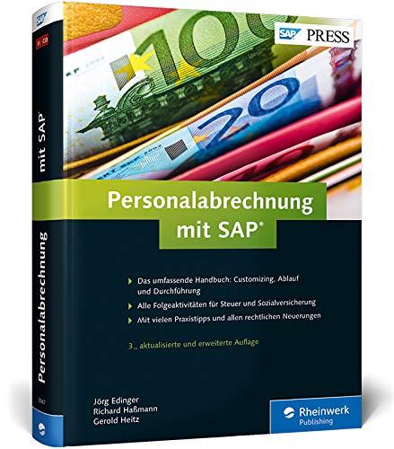 Personalabrechnung mit SAP: Das umfassende Handbuch zu SAP ERP HCM (SAP HR) (SAP PRESS)
