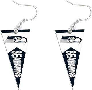 NFL Pennant Earrings