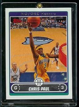 2006 Topps Basketball Card  2006-07  #3 Chris Paul
