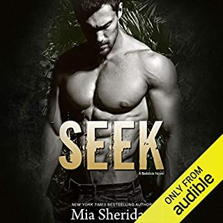 Seek audiobook cover art