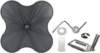 Lesco Spreader Repair Kit with LubriOne PTFE Impeller
