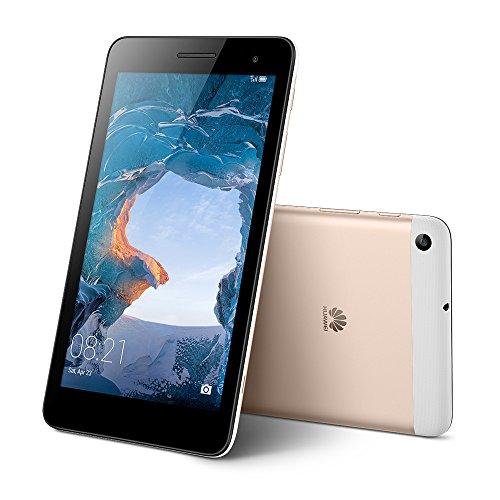 Huawei SIMフリータブレット MediaPad T1 7.0 LTE ゴールド T17.0LTE2G/16G/DL09C