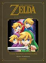 The Legend of Zelda - Four Swords Adventures - Perfect Edition d'Akira Himekawa