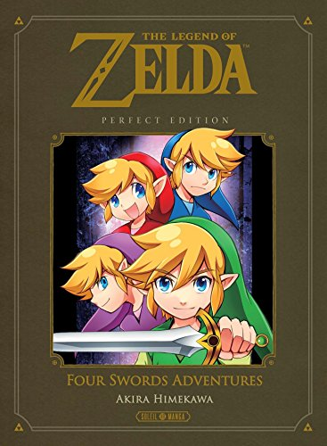 The Legend of Zelda - Four Swords Adventures - Perfect Edition (The Legend of Zelda (5))