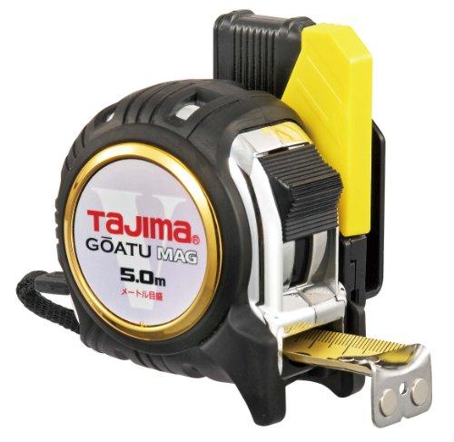 タジマ(Tajima) コンベックス 剛厚テープ5m×25mm 剛厚セフGロックマグ爪25 GASFGLM2550