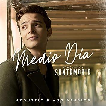 Medio Día (Acoustic Piano Version)