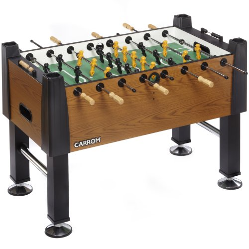 Carrom Signature Foosball Table (Burr Oak)