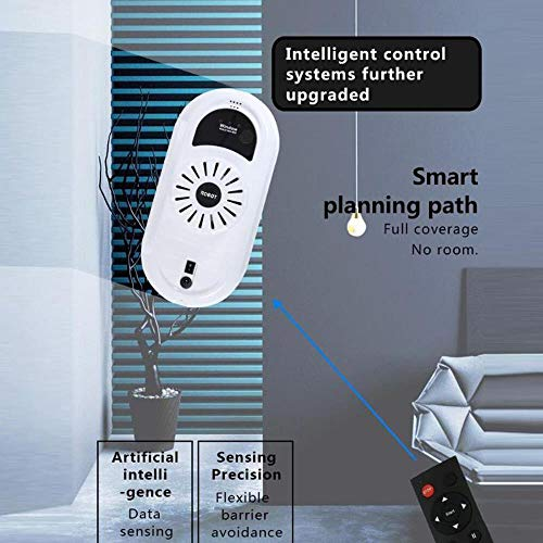 Control Remoto Limpiacristales eléctrico Aspirador Robot ...