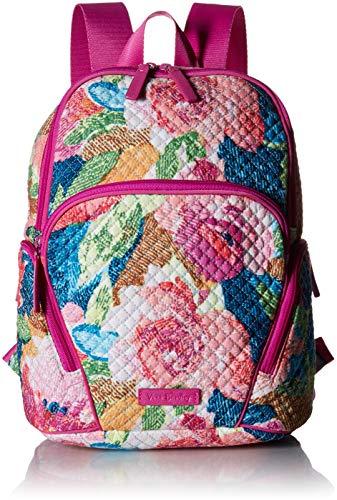Vera Bradley Signature Cotton Hadley Backpack, Superbloom