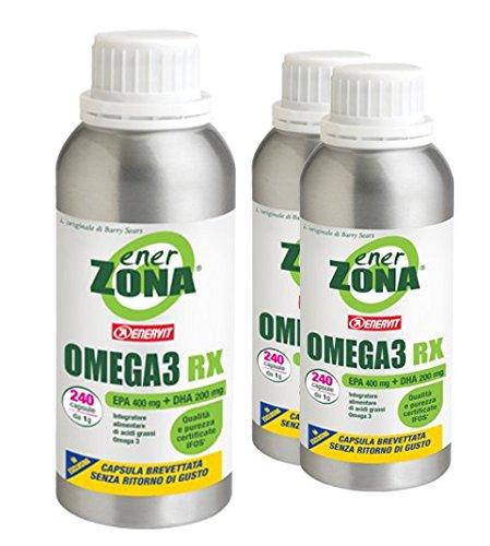 3 Omega-3 RX da 240 cps