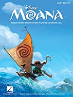 Moana: Music from the Motion Picture Soundtrack: Easy Piano