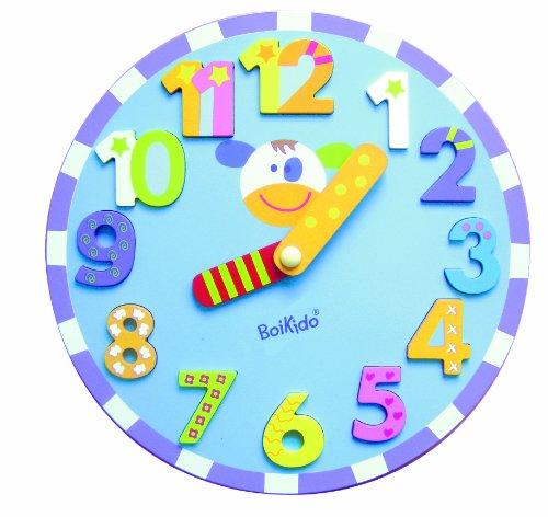Boikido - Puzzle reloj (80909005