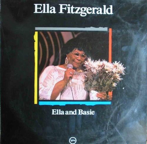 Disco Vinilo - Old vinyl . ELLA FITZGERALD : ELLA AND BASIE
