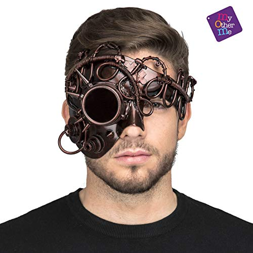 My Other Me Me Me Me- Steampunk Mascaras, Multicolor (205649