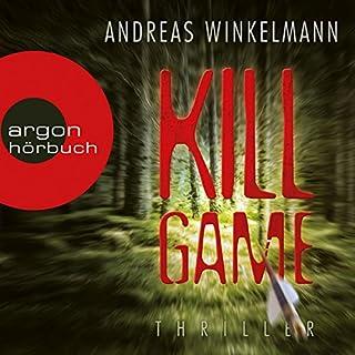 Killgame                   Autor:                                                                                                                                 Andreas Winkelmann                               Sprecher:                                                                                                                                 Simon Jäger                      Spieldauer: 11 Std. und 45 Min.     824 Bewertungen     Gesamt 4,3