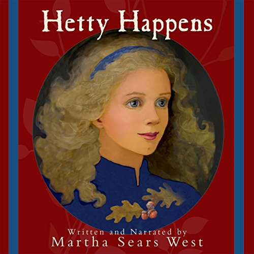 Hetty Makes It Happen audiobook cover art