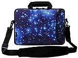 AUPET 9' Shoulder Bag with Extra Side Pocket,Adjustable Strap For 9-10.6' Laptop
