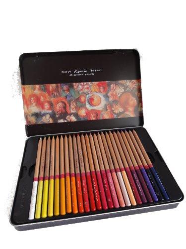 Marco Lápices de colores Renoir