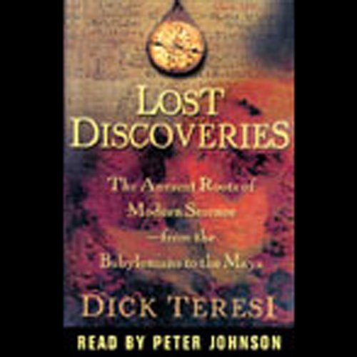 Lost Discoveries audiobook cover art