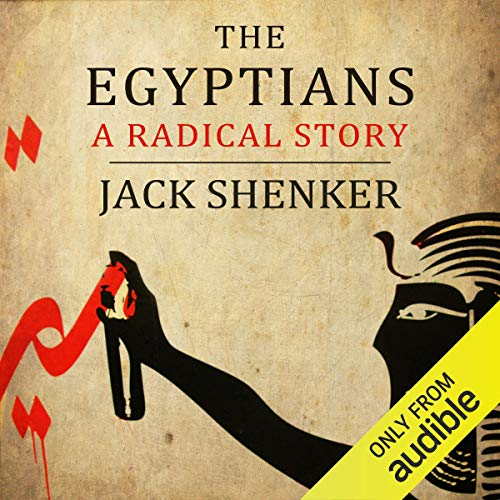 The Egyptians audiobook cover art