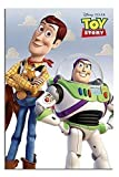 Toy Story Woody Ann Buzz Lightyear Poster 91,5 X 61cm (36